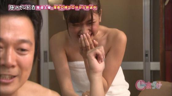 森川彩香 一夜づけの銭湯入浴バスタオル姿キャプ 画像30枚 16