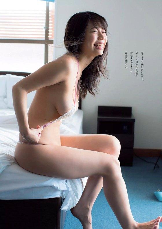 鈴木ふみ奈 週プレの全裸風Hカップビキニグラビア 画像59枚 5