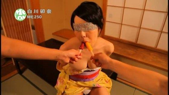白川卯奈 DVDハレンチの食い込み&擬似セックスキャプ 画像52枚 45