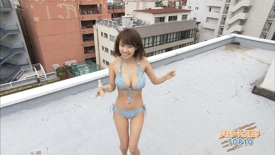 菜乃花 Iカップ爆乳が凄いランク王国キャプ 画像30枚 13