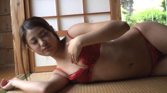 沖田彩花 Sweet Storyの水着姿Cカップ谷間キャプ 画像35枚 6
