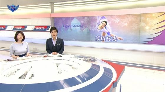 杉浦友紀 美熟女アナのGカップ着衣巨乳キャプ 画像30枚 11
