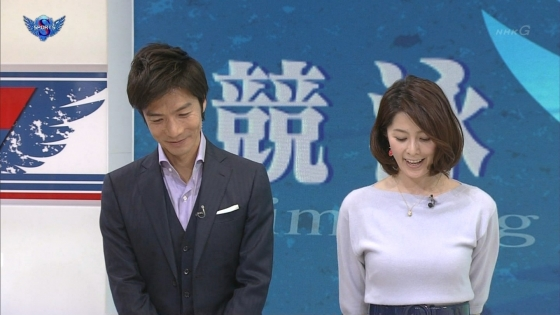 杉浦友紀 美熟女アナのGカップ着衣巨乳キャプ 画像30枚 24