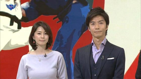 杉浦友紀 美熟女アナのGカップ着衣巨乳キャプ 画像30枚 2
