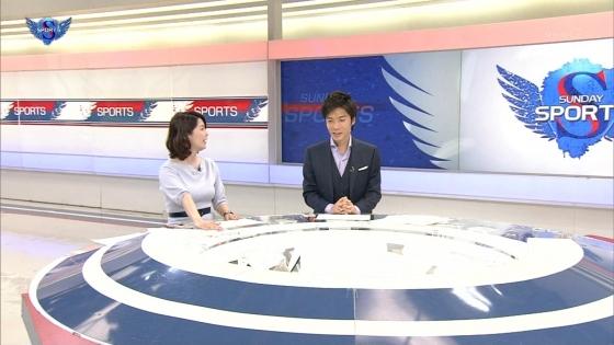 杉浦友紀 美熟女アナのGカップ着衣巨乳キャプ 画像30枚 30