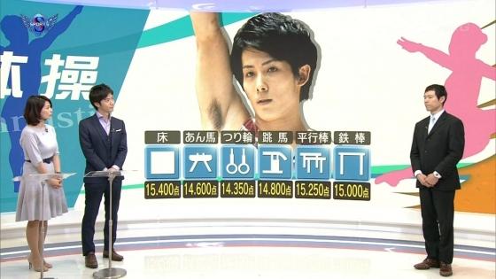 杉浦友紀 美熟女アナのGカップ着衣巨乳キャプ 画像30枚 8