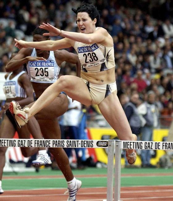 女子陸上ハードル選手の股間と太ももに注目 画像31枚 10