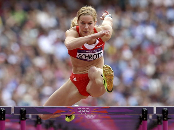 女子陸上ハードル選手の股間と太ももに注目 画像31枚 13
