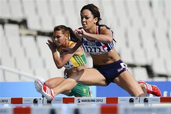 女子陸上ハードル選手の股間と太ももに注目 画像31枚 17
