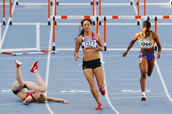女子陸上ハードル選手の股間と太ももに注目 画像31枚 24