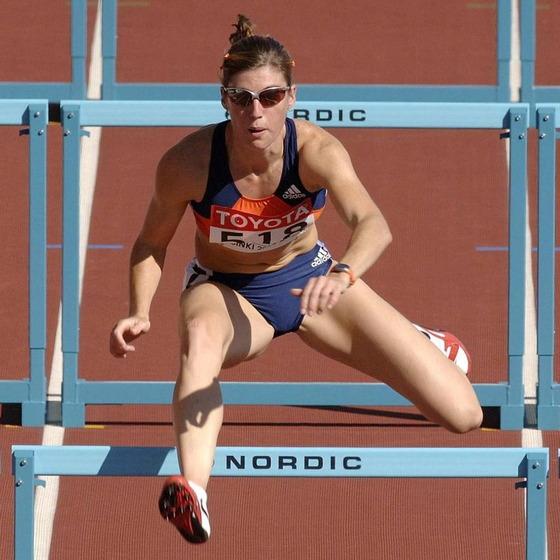 女子陸上ハードル選手の股間と太ももに注目 画像31枚 25