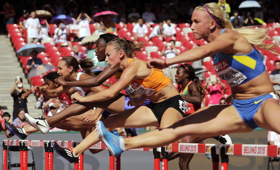 女子陸上ハードル選手の股間と太ももに注目 画像31枚 2