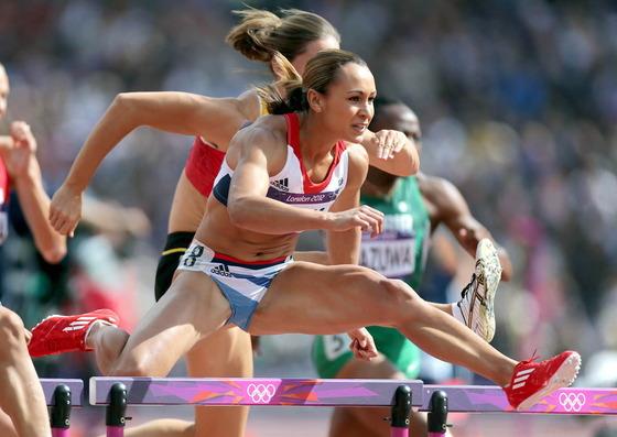 女子陸上ハードル選手の股間と太ももに注目 画像31枚 3