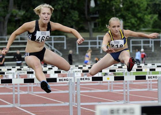 女子陸上ハードル選手の股間と太ももに注目 画像31枚 7