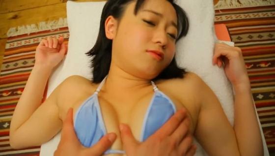 永井すみれ 全力黒髪少女のFカップ泡ブラキャプ 画像30枚 21