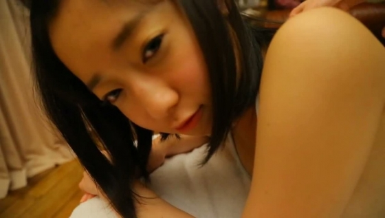 永井すみれ 全力黒髪少女のFカップ泡ブラキャプ 画像30枚 23