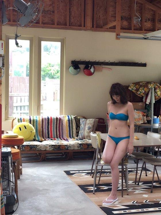 本郷杏奈 ヤンマガ&ヤングアニマルの水着グラビア 画像23枚 8