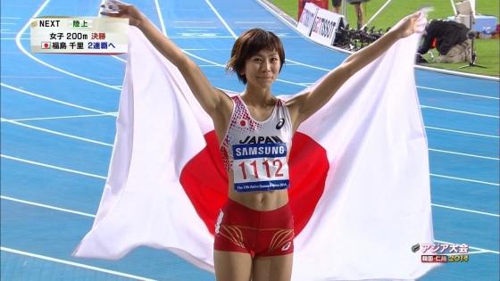 木村文子 マン筋股間と全開腋が凄いハードル競技キャプ 画像29枚 14
