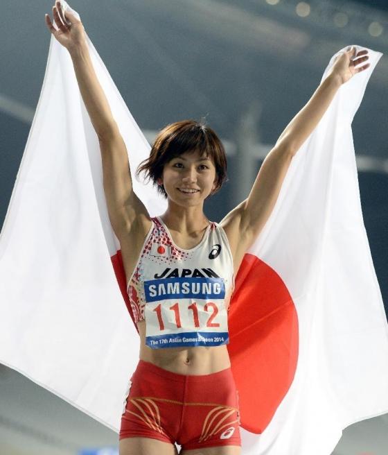木村文子 マン筋股間と全開腋が凄いハードル競技キャプ 画像29枚 19