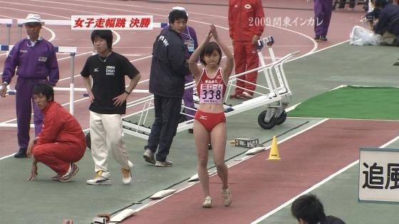 木村文子 マン筋股間と全開腋が凄いハードル競技キャプ 画像29枚 24