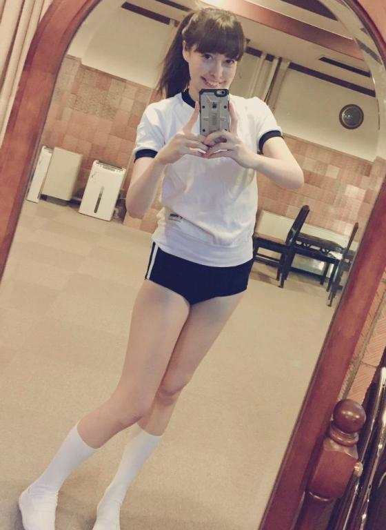 西田藍 さよなら、お姉さんのFカップ巨乳ハミ乳キャプ 画像53枚 51