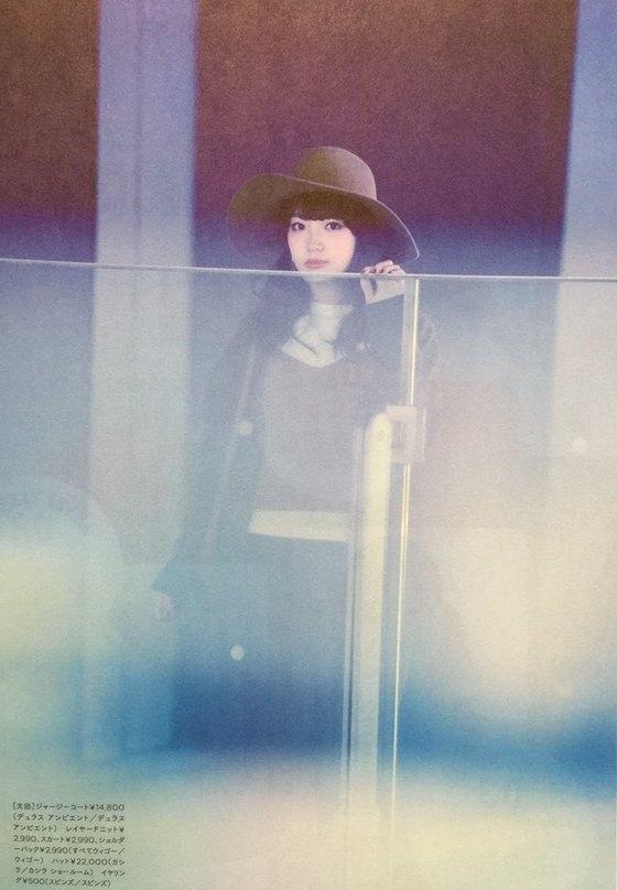 太田夢莉 月刊エンタメの水着姿Dカップ谷間グラビア 画像27枚 20