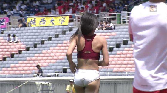 関東インカレ陸上2016の食い込みお尻&太ももキャプ 画像24枚 14