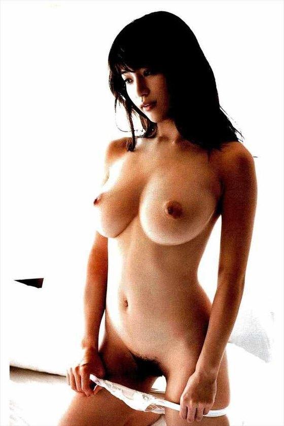 高崎聖子 週刊現代袋とじの写真集先行ヘアヌード 画像9枚 1