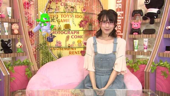 加藤里保菜 メガネなしの歯磨き姿&太ももキャプ 画像30枚 28