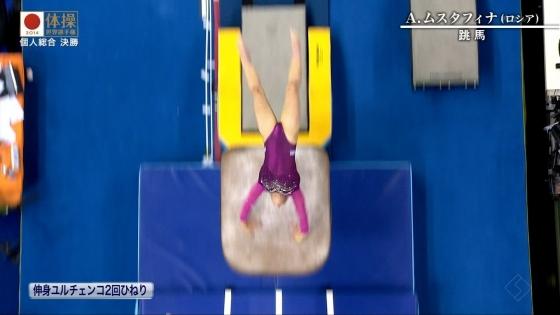 女子体操選手のお尻&股間食い込みキャプ 画像47枚 10