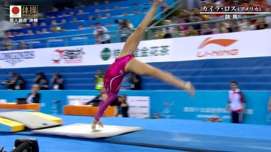 女子体操選手のお尻&股間食い込みキャプ 画像47枚 12