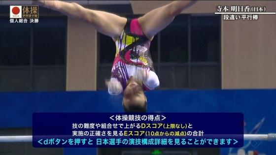 女子体操選手のお尻&股間食い込みキャプ 画像47枚 18