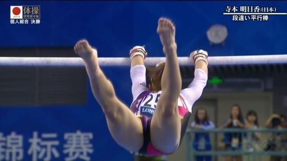 女子体操選手のお尻&股間食い込みキャプ 画像47枚 19