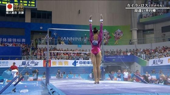 女子体操選手のお尻&股間食い込みキャプ 画像47枚 27