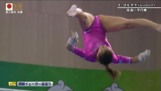女子体操選手のお尻&股間食い込みキャプ 画像47枚 29