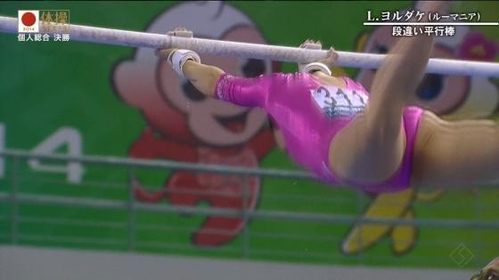 女子体操選手のお尻&股間食い込みキャプ 画像47枚 30