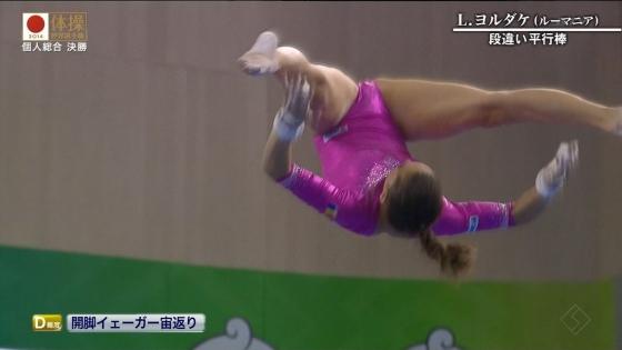 女子体操選手のお尻&股間食い込みキャプ 画像47枚 31