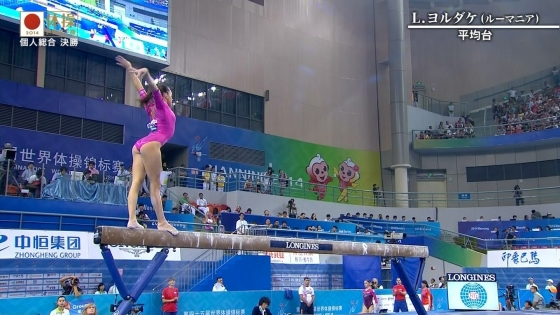 女子体操選手のお尻&股間食い込みキャプ 画像47枚 34