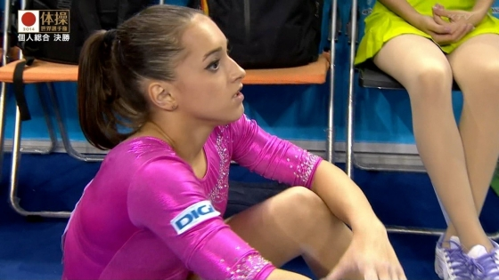 女子体操選手のお尻&股間食い込みキャプ 画像47枚 41