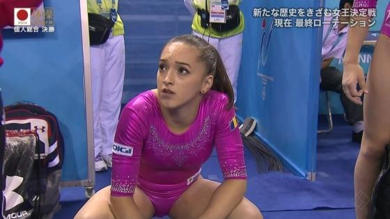 女子体操選手のお尻&股間食い込みキャプ 画像47枚 42