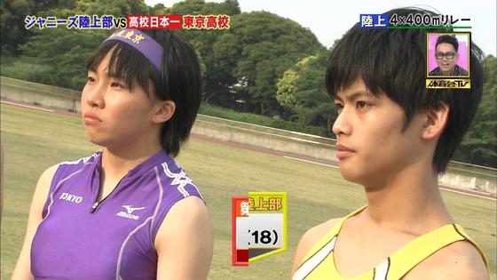 炎の体育会TVの東京高校女子陸上部員腹筋&太ももキャプ 画像22枚 15