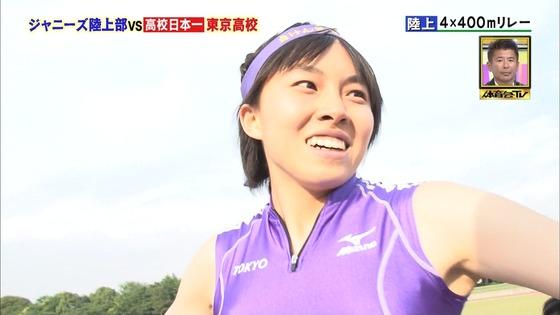 炎の体育会TVの東京高校女子陸上部員腹筋&太ももキャプ 画像22枚 27