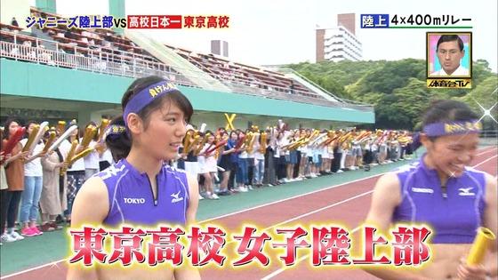 炎の体育会TVの東京高校女子陸上部員腹筋&太ももキャプ 画像22枚 5