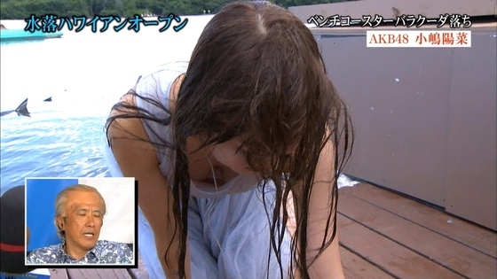 女子アナや女性芸能人の無防備な胸チラキャプ 画像60枚 42