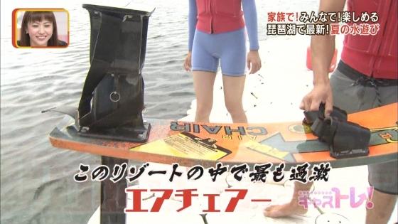 斎藤真美 ウエットスーツ姿の美脚&太ももキャプ 画像29枚 18