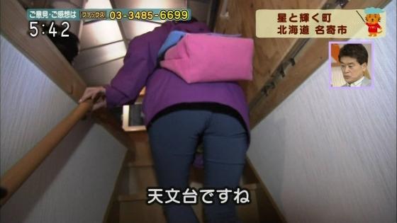 女子アナのパンティラインやむっちりお尻キャプ 画像33枚 22