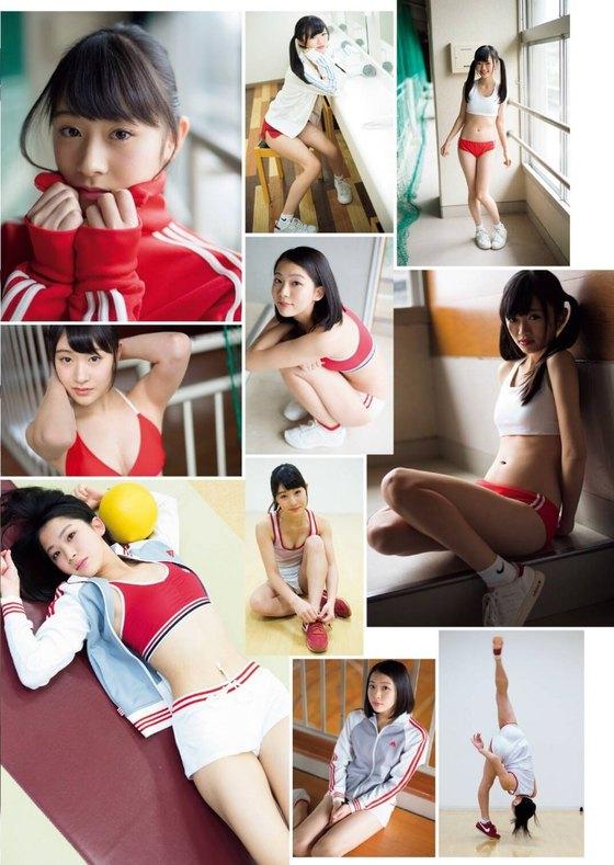 加藤美南 NGT48エースの水着グラビアin週プレ最新号 画像24枚 15