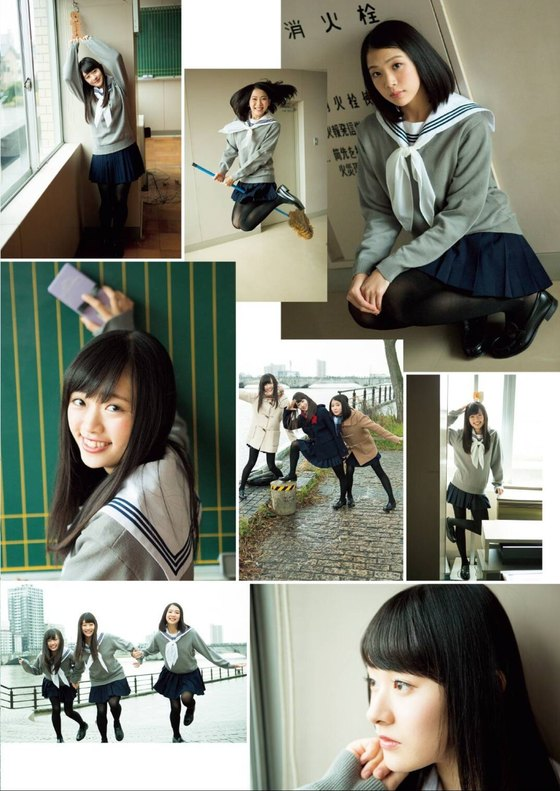 加藤美南 NGT48エースの水着グラビアin週プレ最新号 画像24枚 17