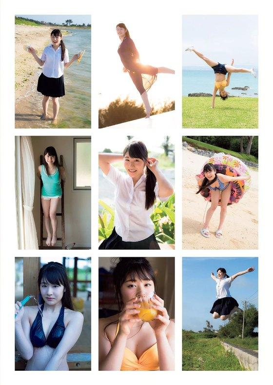 加藤美南 NGT48エースの水着グラビアin週プレ最新号 画像24枚 3