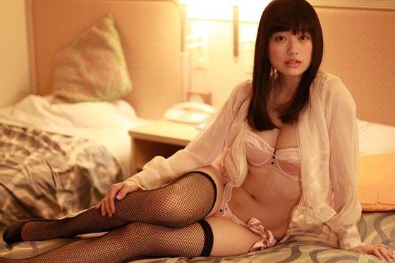 冨手麻妙 週プレ袋とじ女優宣言のDカップセミヌード 画像27枚 15
